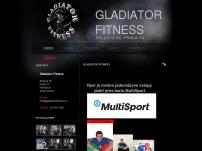 Jan Bečka- Gladiator fitness
