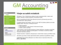 GM accounting, s.r.o.