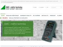 GMC - měřicí technika, s.r.o.