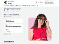 Lenka Čadová - GOLEM FINANCE