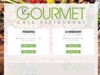 GOURMET CAFE RESTAURANT