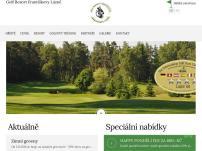 Golf Resort Franzensbad k.s.