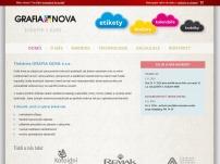 GRAFIA NOVA, s.r.o.