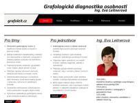 GRAFOLOGICKÉ ROZBORY – Ing. Eva Leitnerová