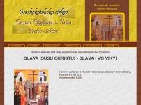 Kostol Povýšenia sv. Kríža, Prešov