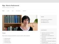 Mgr. Marta Hadravová, advokát