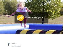Halus activity s.r.o.