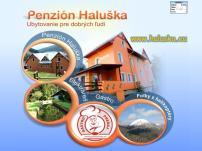 Penzión Haluška