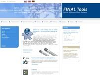 Final Tools, s.r.o.