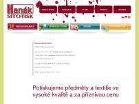 HANÁK sítotisk s.r.o.