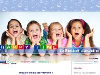 HAPPY TIME dětské studio
