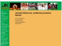 Umělecká produkce Harold – Mgr. Jarmila Křižanová