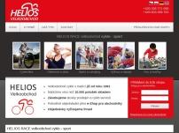 HELIOS - velkoobchod s cyklistickým a sportovním vybavením