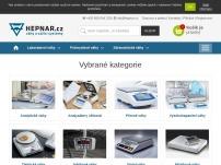 Váhy a vážicí systémy – Petr Hepnar