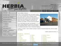 HERBIA, společnost s ručením omezeným