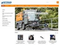 Heyman Manufacturing, s.r.o.