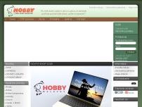 HOBBY - rybárske, poľovnícke a chovateľské potreby