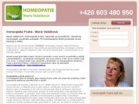 Homeopatie Marie Valášková