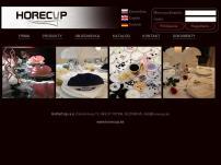 HoReCup, s. r. o. - hygienické potreby