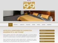HOTEL99 A APARTMÁNY99