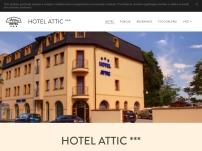 Hotel Attic ***