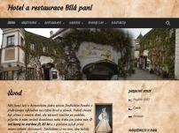 Restaurace a Hotel Bílá Paní