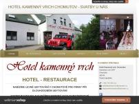 Hotel a restaurace Kamenný Vrch