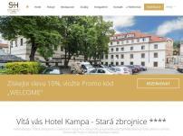 Hotel Kampa - Stará zbrojnice ****