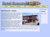 Restaurace Komorník