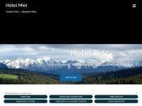 Hotel MIER - Račkova dolina