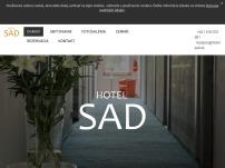 Hotel SAD - turistická ubytovňa