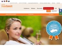 Hotel Satelit*** Piešťany hotel - kongres – relax