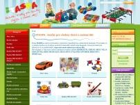 ITASPA hračky