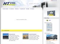 HT Steel, a. s. – ocelové konstrukce