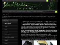 Michal Koudela - idealmoda.cz e-shop