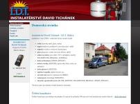 Instalatérství David Tichánek