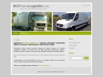 IKO Trans Logistik s.r.o.