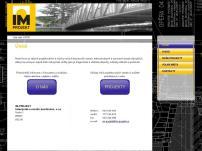 IM-Projekt, inženýrské a mostní konstrukce, s.r.o.