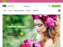 Květiny Incana