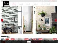 ŠVÉDSKÉ TAPETY - Scandinavian Designers