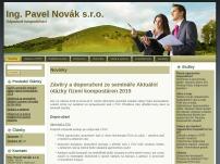 Ing. Pavel Novák, s.r.o.