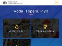 Radim Krejčí Vodoinstalatérství – Topenářství