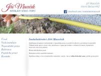 Jiří Maceček instalace vodo-topo