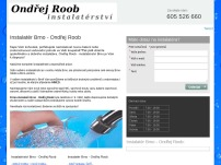 Ondřej Roob – instalatérské a topenářské práce