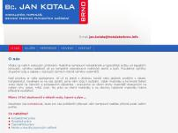 Mgr. Jan Kotala