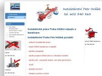 INSTALATÉŘI PRAHA – Petr Hrášek, veškeré havarijní opravy, čištění kanalizací, rekonstrukce
