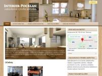 Interier Pocklan – Zakázková výroba nábytku