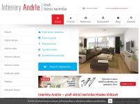 Interiéry ANDRLE