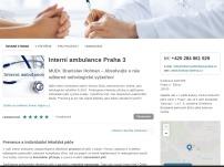 MUDr. Branislav Holman – interní ambulance
