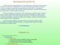 Automatizační systém O3